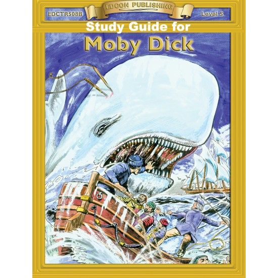 High-Interest/Low Readability Classics: Moby Dick