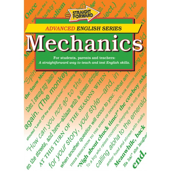 Mechanics: Straight Forward Advanced English Series
