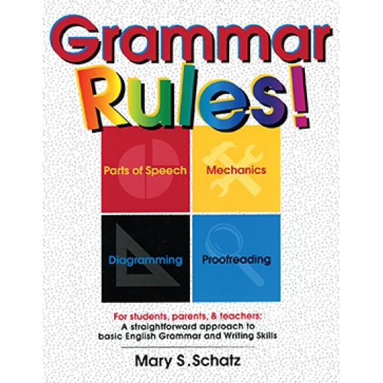 Grammar Rules: Straightforward English Grammar & Writing