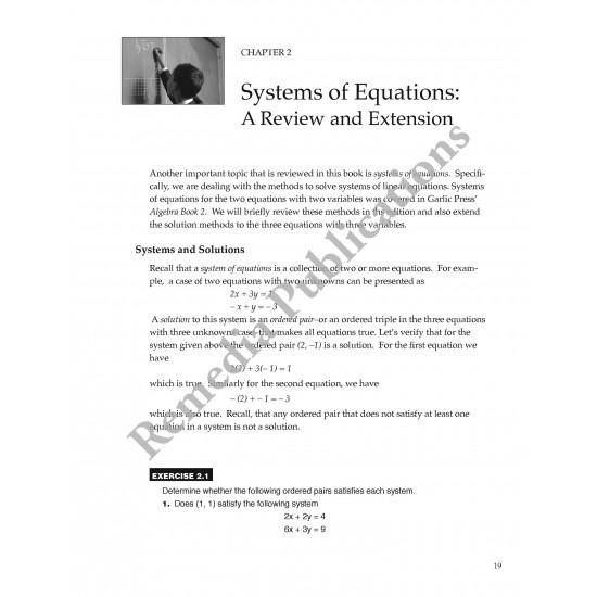 Straight Forward Math Series: Large Edition Level (10-Book Set)
