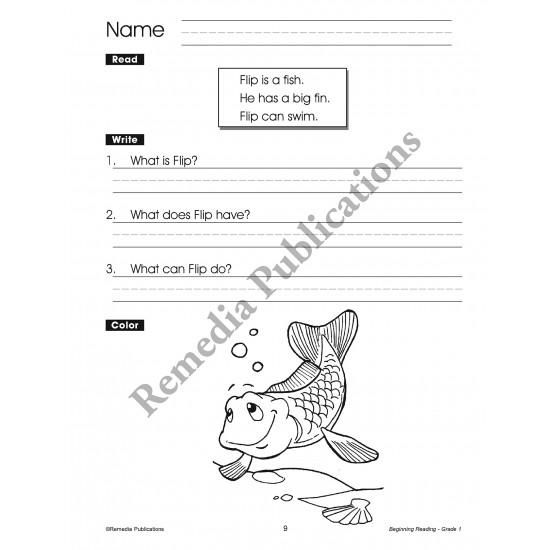 Beginning Reading (Grade 1)