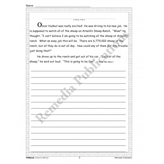 FunBooks: Creative Writing and Grammar 2-Set Bundle