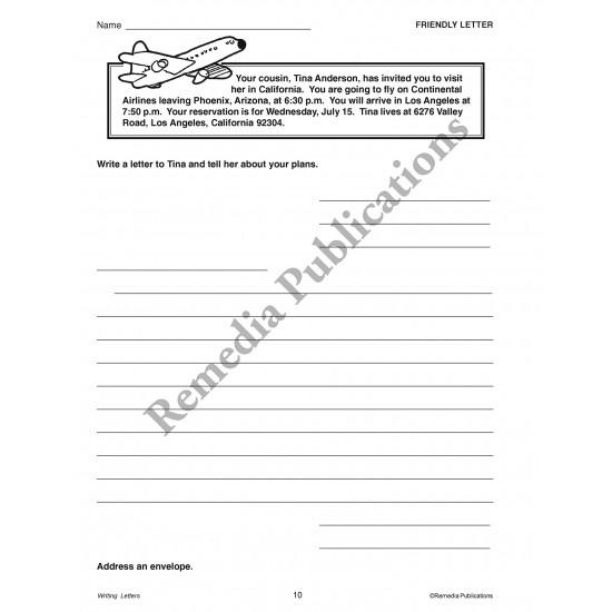 Writing Basics Series: Writing Letters