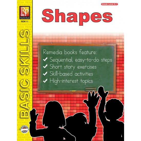 Shapes: Readiness Skills Series 1