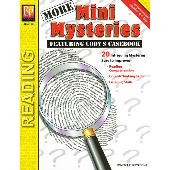 More Mini Mysteries