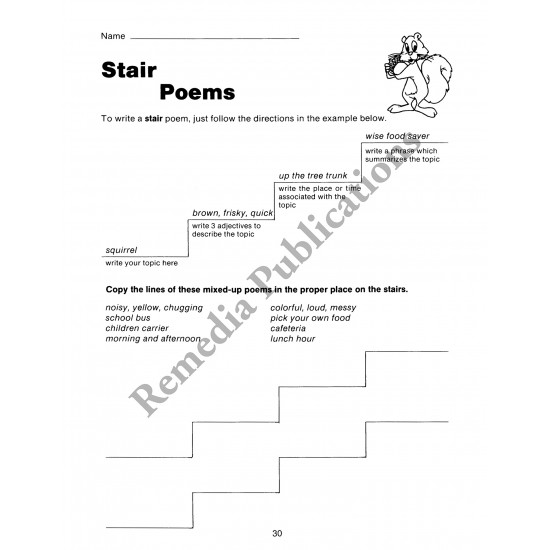 Writing Basics Series: Writing Poems