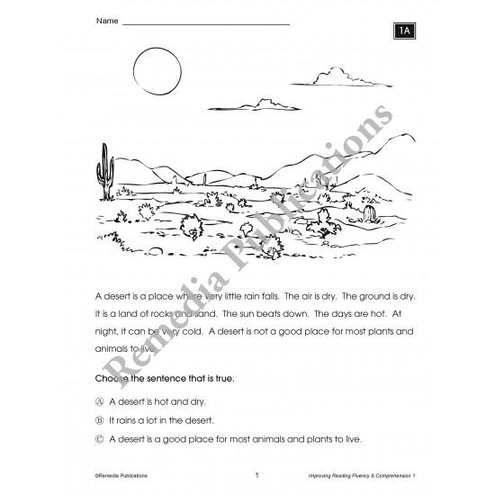 Improving Reading Fluency & Comprehension (Grade 2-3)