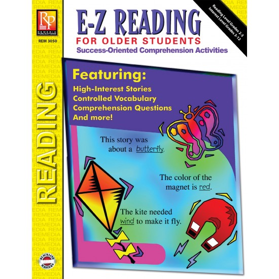 E-Z Reading for Older Students