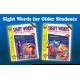 Sight Words for Older Students (2-Book Set)