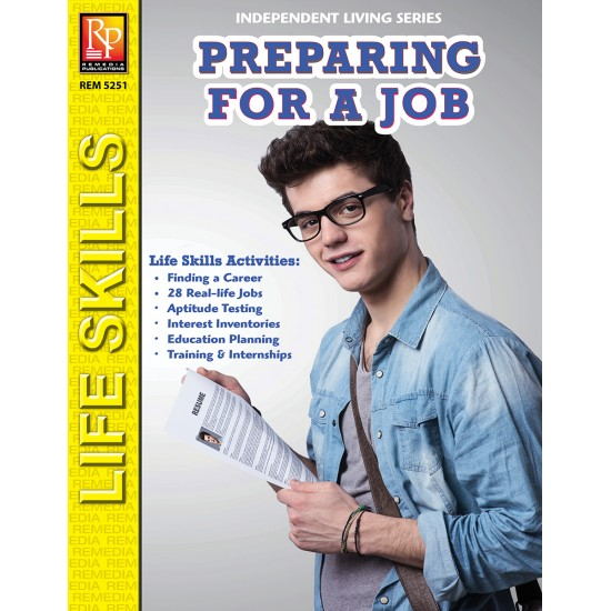 Independent Living: Preparing For a Job