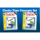 Clocks: Time Concepts 2-Book Set
