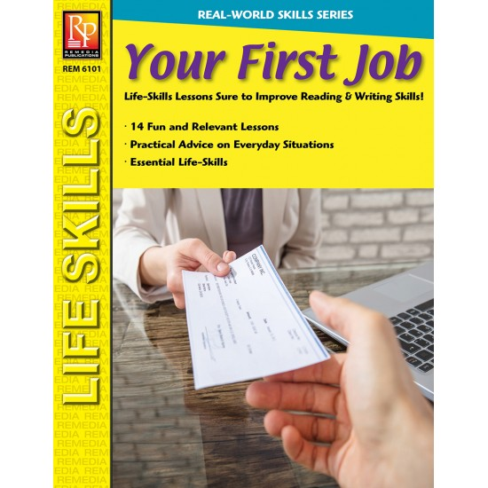 Real-World Skills Series: Your First Job!