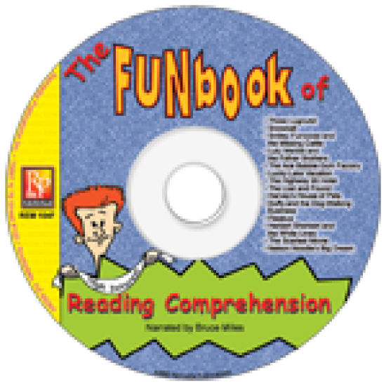 FUNbook of Reading Comprehension (Audio CD)