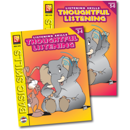 Thoughtful Listening (2-Book Set)