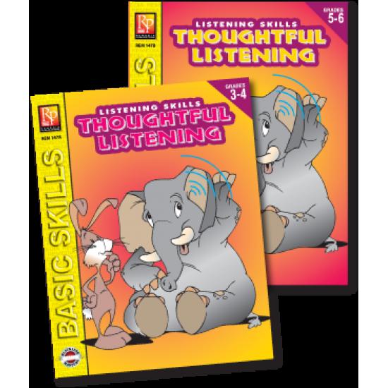 Thoughtful Listening (2-Book Set)