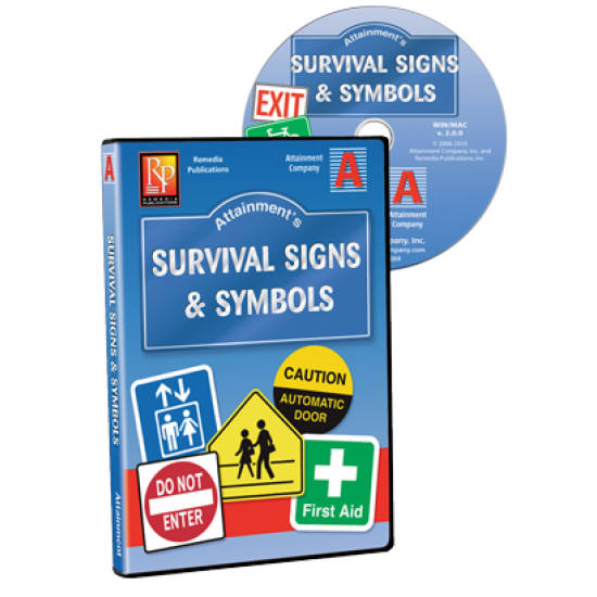 Survival Signs & Symbols (Complete Program)