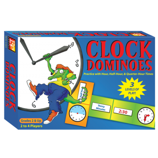 Clock Dominoes