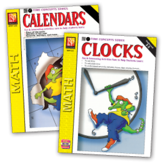 Time Concepts Series (2-Book Set)