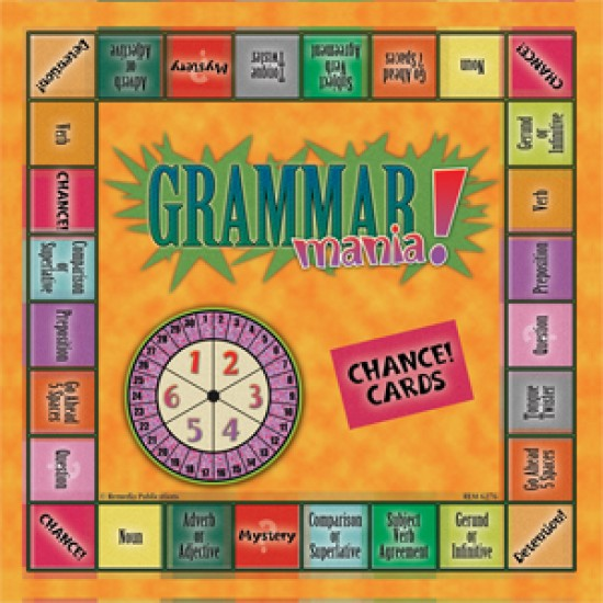 Grammar Mania! Game
