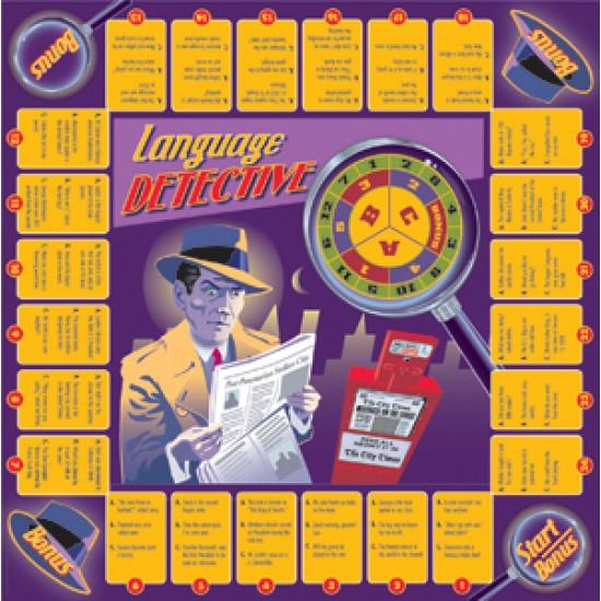 Language Detective Game