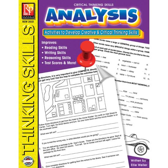 Critical Thinking Skills: Analysis