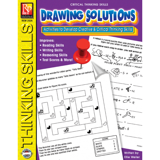 Critical Thinking Skills: Drawing Solutions