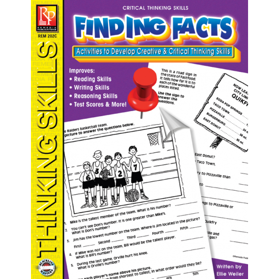 Critical Thinking Skills: Finding Facts