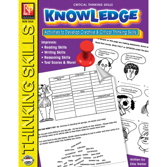 Critical Thinking Skills: Knowledge