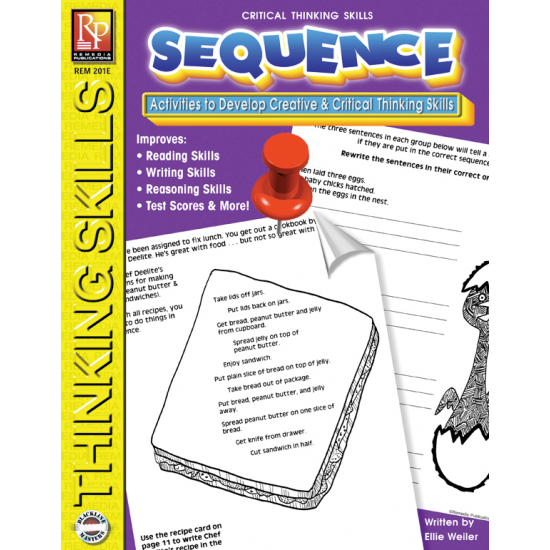 Critical Thinking Skills: Sequence