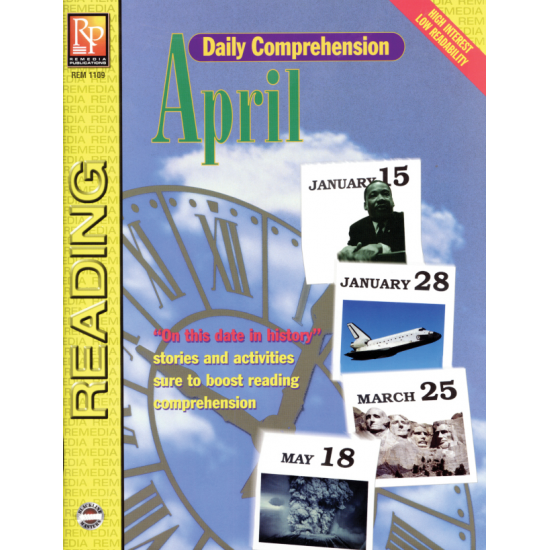 Daily Comprehension: April
