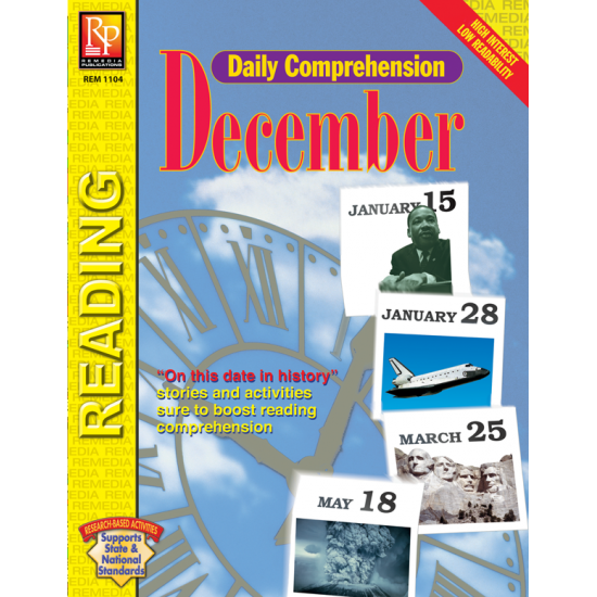 Daily Comprehension: December