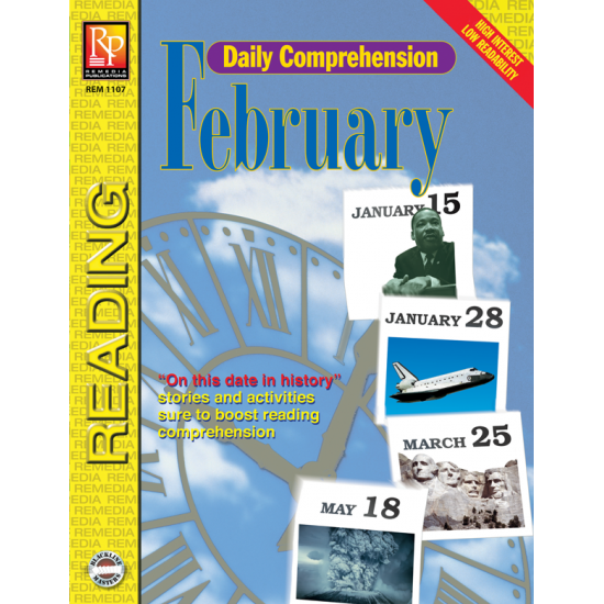 Daily Comprehension: February