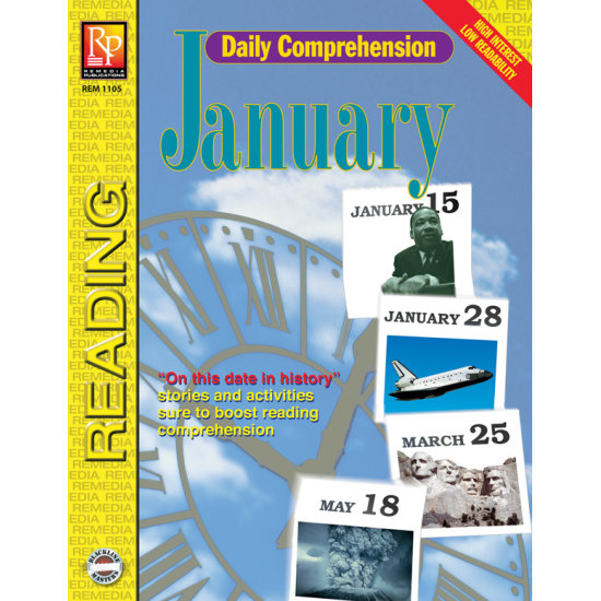 Daily Comprehension: January