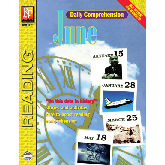 Daily Comprehension: June