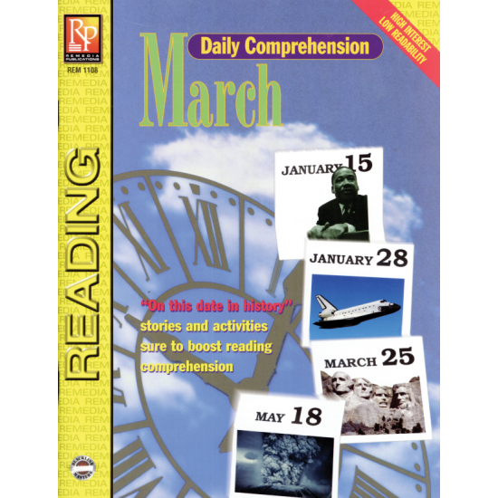Daily Comprehension: March