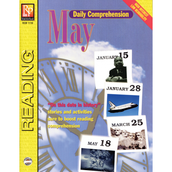 Daily Comprehension: May
