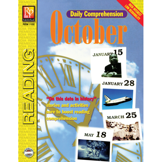 Daily Comprehension: October