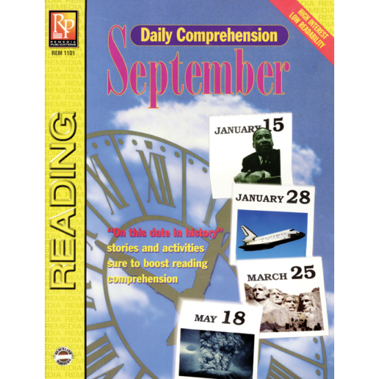 Daily Comprehension: September