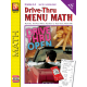 Drive-Thru Menu Math: Multiply & Divide Money