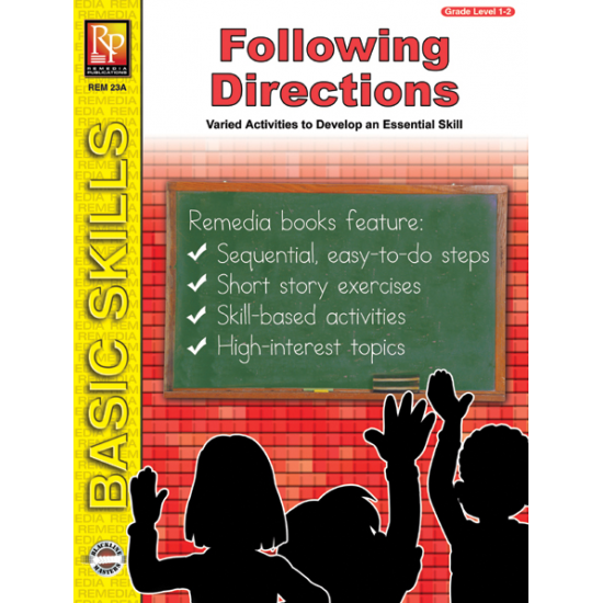 Following Directions (Gr. 1-2)