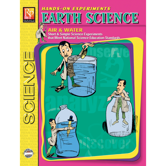 Hands-On Experiments: Earth Science (Air & Water)