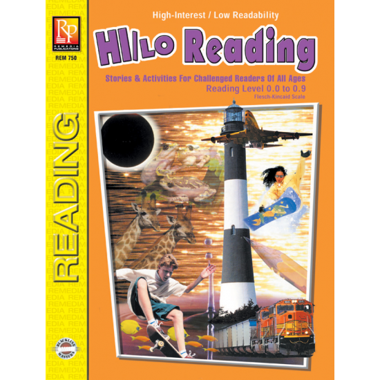 Hi/Lo Reading (Reading Level 1)