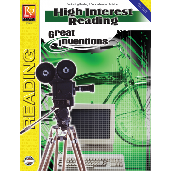 High-Interest Reading: Great Inventions
