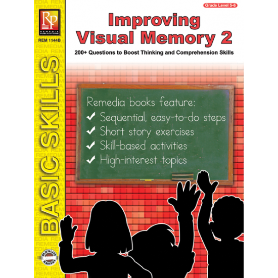 Improving Visual Memory 2 (Grades 5-6)