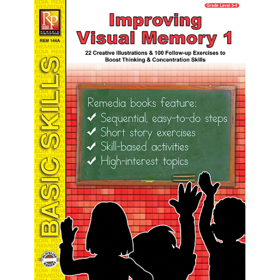 Improving Visual Memory 1 (Gr. 3-4)