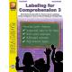 Labeling for Comprehension (Reading Level 3)