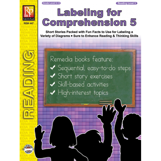 Labeling for Comprehension (Reading Level 5)