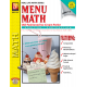 Menu Math: Old-Fashioned Ice Cream Parlor (+, -)