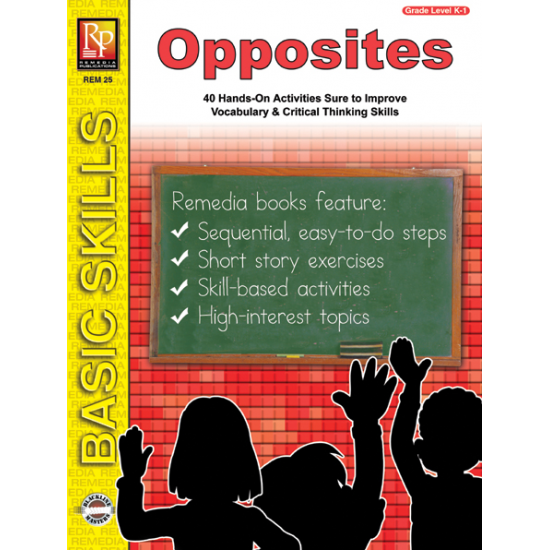 Readiness Skills Series 2: Opposites