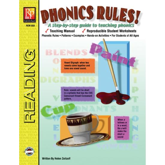 Phonics Rules!